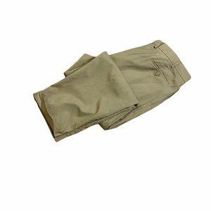 Lauren Ralph LaurenTan Wool Total Comfort Pants
